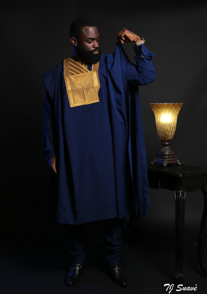 Style - Agbada (MADE TO ORDER)