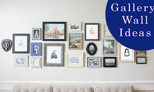 Home Decor: Gallery Walls