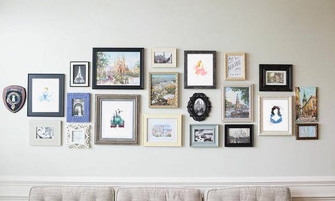 Home Decor Gallery Walls Amourable Art