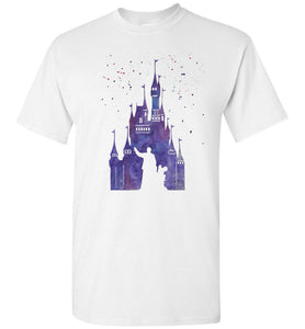 "Walt Disney ""Unisex"" Relaxed Cut Tee"