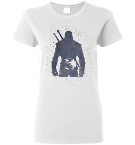 "The Witcher ""Ladies"" Slim Cut Tee"