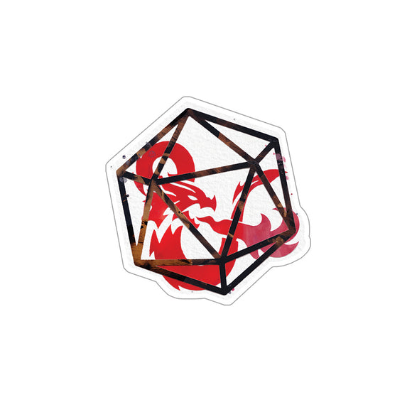 D&D Sticker
