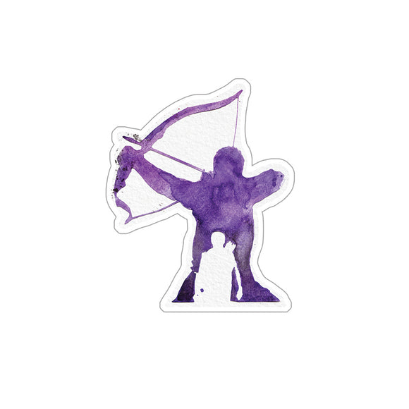 Hawkeye Sticker