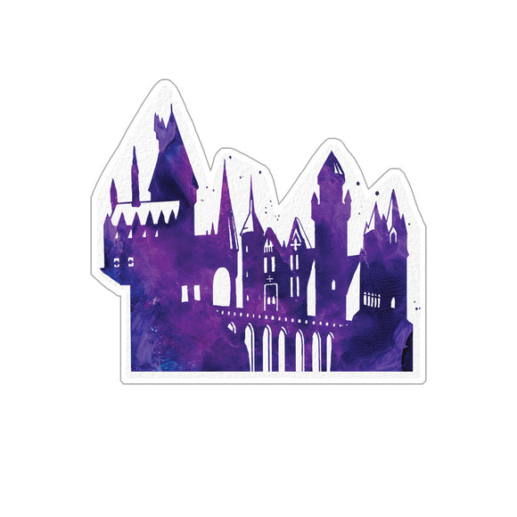 Hogwarts Castle Sticker