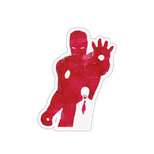 Iron Man Sticker