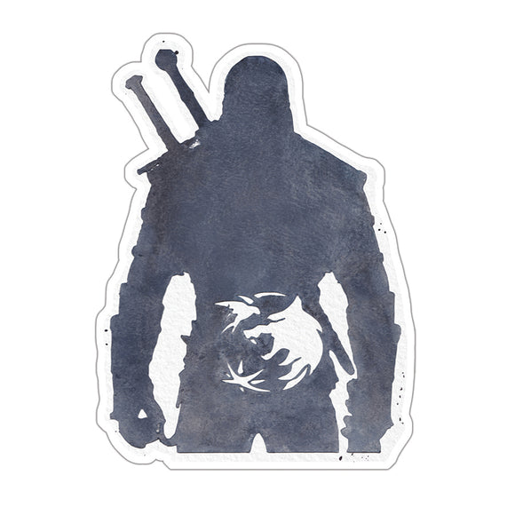 The Witcher Sticker