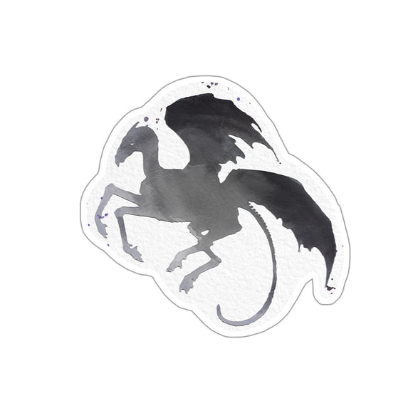 Thestral Sticker