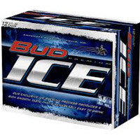 Bud Ice 12PK Cans