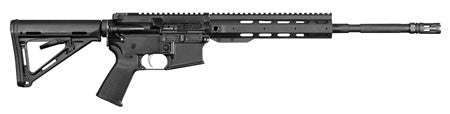 "Anderson 76881 AM15-M4 223 Semi-Automatic 223 Remington/5.56 NATO 16"" 30+1 Magpul MOE Stk Blk"