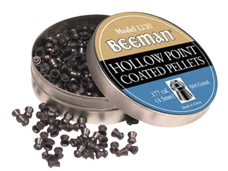 Beeman 1230 Hollow Point Pellets .177  500