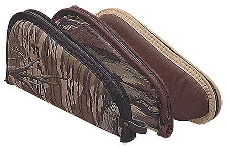 "Allen 728 Cloth Handgun Case 8"" Endura Textured Camo/Earth Tone"