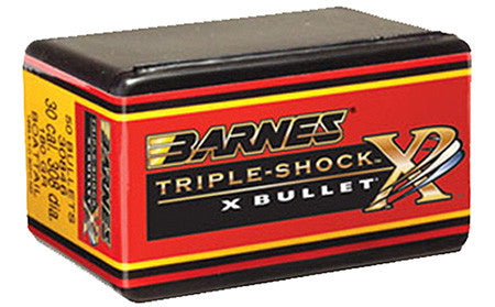 Barnes Bullets 30351 Rifle 30 Caliber .308 168 GR TSX BT 50 Box