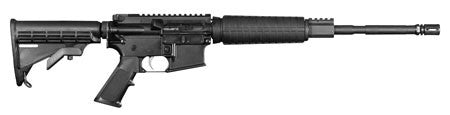 "Anderson 76874 AM15 Optic Ready Non FR85 Semi-Automatic 223 Remington/5.56 NATO 16"" 30+1 6-Position"