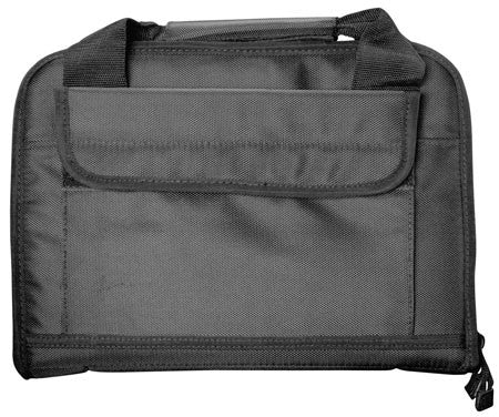 "Aim Sports  Discreet Pistol Bag Polyester 13.6"" L Black"