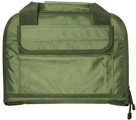 "Aim Sports  Discreet Pistol Bag Polyester 13.6"" L OD Green"