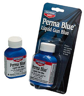 Birchwood Casey 13125 Perma Blue Liquid Gun Blue  3 oz