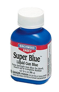 Birchwood Casey 13432 Super Blue Liquid Gun Blueing Liquid Quart