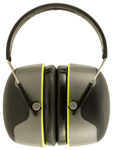 3M Peltor 97042PEL6C Sport Ultimate Muffs Earmuff 30 dB Gray/Black