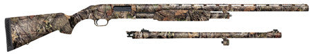 Mossberg 52282 500 Combo Pump 12 Gauge Mossy Oak Break-Up Country