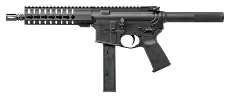 "CMMG 90A3BAD Upper Group MK9 PDW Pistol Semi-Automatic 9mm 8.5"" Blk"