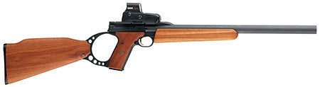 "Browning 021025202 Buck Mark Target Semi-Automatic 22 Long Rifle 18"" 10+1 Hardwood Oil Finish Stock"