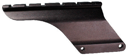 Aimtech ASM220 Dovetail Mount For Rem 870 20 Ga Matte Black Finish