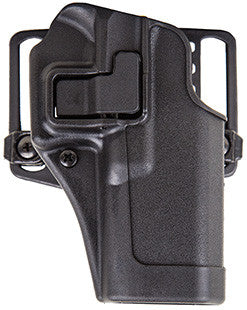 Blackhawk 410513BKL Serpa CQC Concealment LH Matte Finish 13 Glock 20/21 Polymer Black