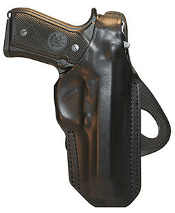 Blackhawk 420610BKR CQC Angle Adjustable Paddle Holster S&W Most 5900/4000/900 RH Polymer Black