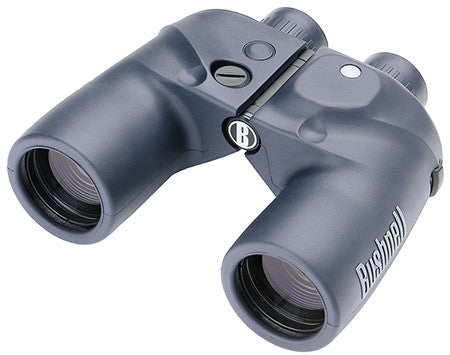 Bushnell 137500 Marine 7x 50mm 350 ft @ 1000 yds FOV 18mm Eye Relief Blue