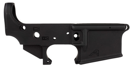Aero Precision APAR501101 Lower AR-15 AR Platform Multi-Caliber Black Hardcoat Anodized