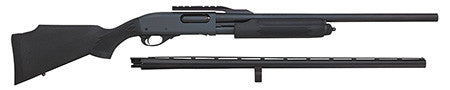 "Remington Firearms 81280 870 Express Combo Pump 12 Gauge 28""/23"" Black Synthetic Stock Blued"