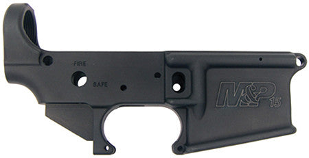 Smith & Wesson 812000 M&P15 Stripped Lower Receiver AR-15 AR Platform 223 Rem