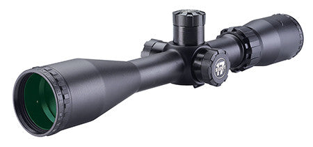 "BSA S17618X40SP Sweet 6-18x 40mm Obj 16.6-4.8 ft @ 100 yds FOV 1"" Tube Dia Black Duplex"
