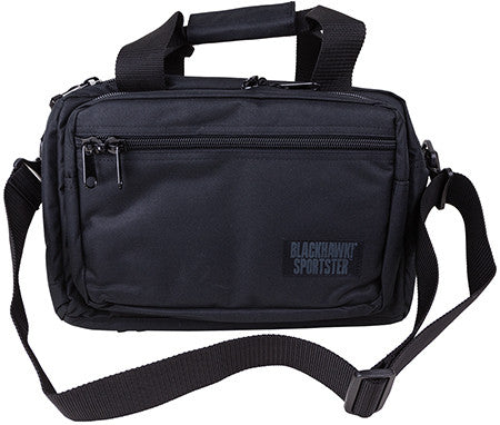 Blackhawk 74RB01BK Sportster Deluxe Range Bag 1000D Textured Nylon Black