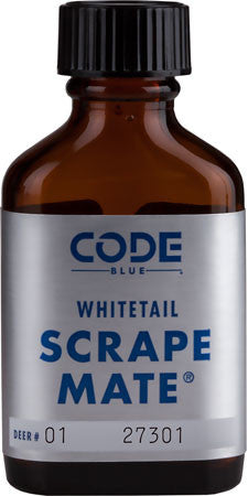 Code Blue OA1135 Scrape Mate Attractor Whitetail 1 fl oz