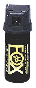 Fox Labs 22FTS Law Enforcement Pepper Spray 2 oz .3 oz