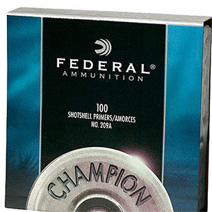 Federal 200 Standard Small Magnum Pistol 10 Boxes of 100 Primers