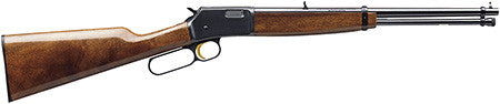 "Browning 024115103 BL-22 Micro Midas Lever 22 Short/Long/Long Rifle 16.25"" 11+1 Walnut Stock Blued"