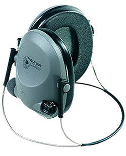 3M Peltor 97043 Tactical Electronic Hearing Protection Muffs Black/Gray