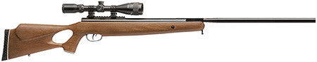 Benjamin BT1122WNP Trail NP XL 1100 Air Rifle .22 3-9x40mm Scope Hardwood Stock