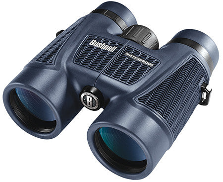 Bushnell 150142 H2O 10x 42mm 305 ft @ 1000 yds FOV 17.0mm Eye Relief Black