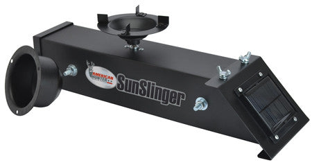 American Hunter 30580 Feeder Kits with 6v Solar Charger