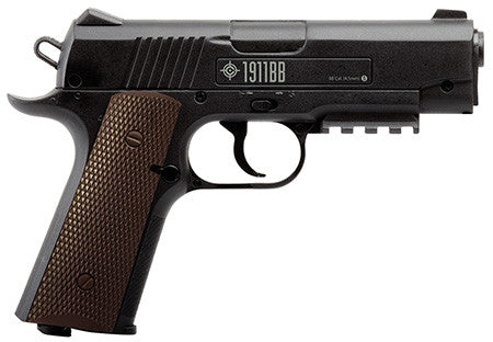 Cros 40001 BB Pistol Blk CO2 20rd Semi-Auto .177 BB