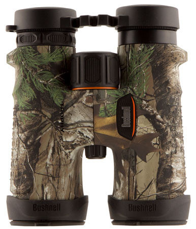 Bushnell 334211 Trophy 10x 42mm 330 ft @ 1000 yds FOV 15.2mm Eye Relief Realtree Xtra Green