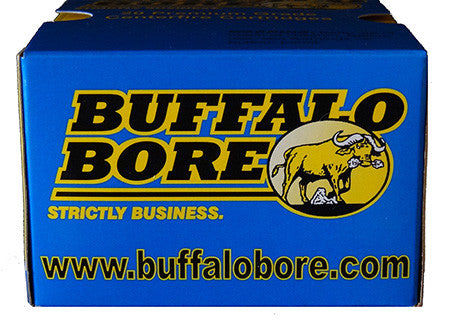 Buffalo Bore Ammunition 24C/20 9mm Luger +P+ 147 GR JHP 20 Bx/ 12 Cs
