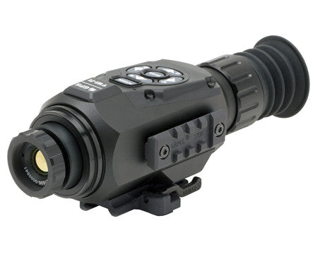 ATN TIWSTH381A Thor Thermal Scope 1.25-5x 19mm 16 degrees x 12.5 degrees FOV