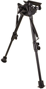 "Blackhawk 71BP10BK Sportster TraverseTrack Bipod 9""-13"""