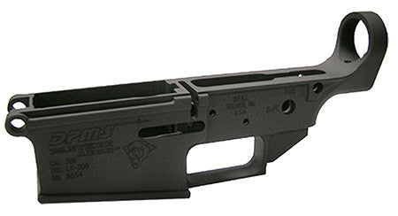 DPMS LRO5K .223/5.56 Stripped Lower AR-15 Black