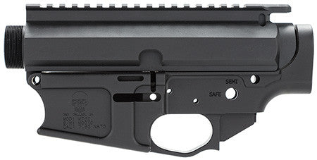 DRD Tactical M762REC M762 Billet Lower/Upper AR-10 308 Winchester/7.62 NATO Black