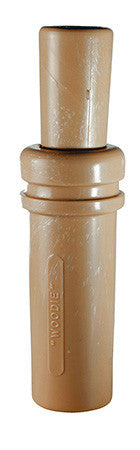 Duck Commander DCWD Wood Duck Duck Call Single Reed Plastic Tan
